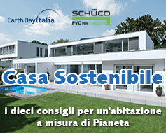 Casa Sostenibile EarthDayItalia - tre